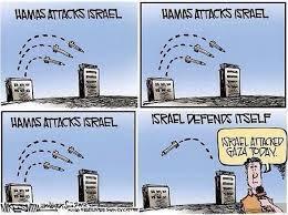 israe media bias